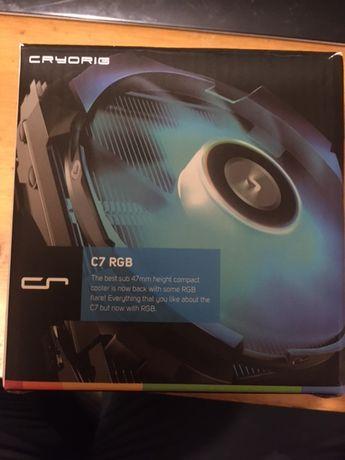 CRYORIG C7 RGB chłodzenie procesora
