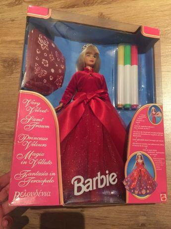 Barbie Very velvet - 1998