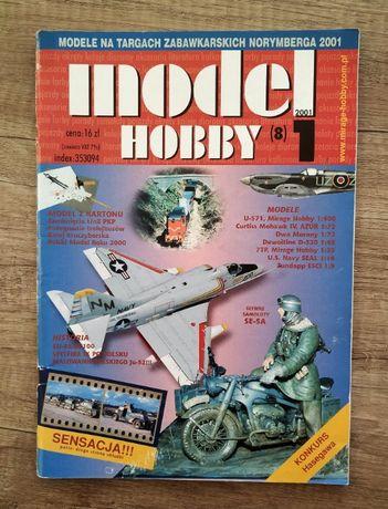 Czasopismo Model Hobby (8) 1