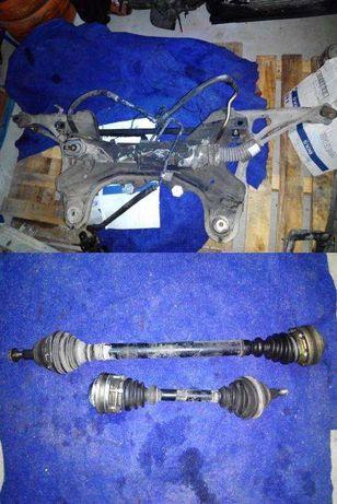Componentes de Mecânica e de Motor Audi TT 2000