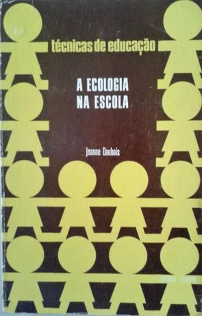 """Vendo """"A ecologia na escola"""" de Jeanne Daubois"""