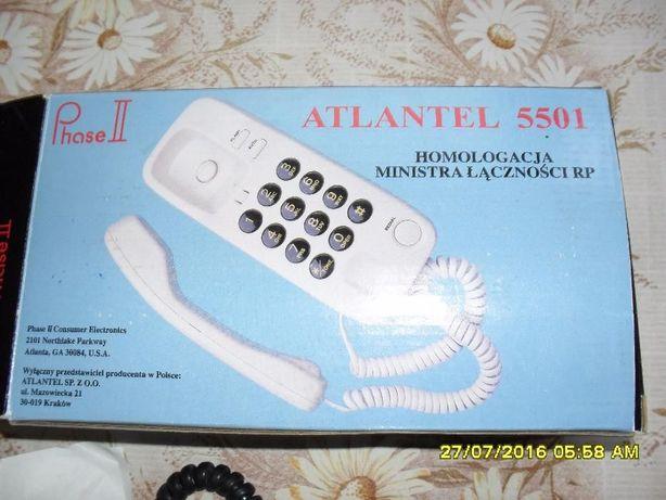"""Telefon """"ATLANTEL 5501""""."""