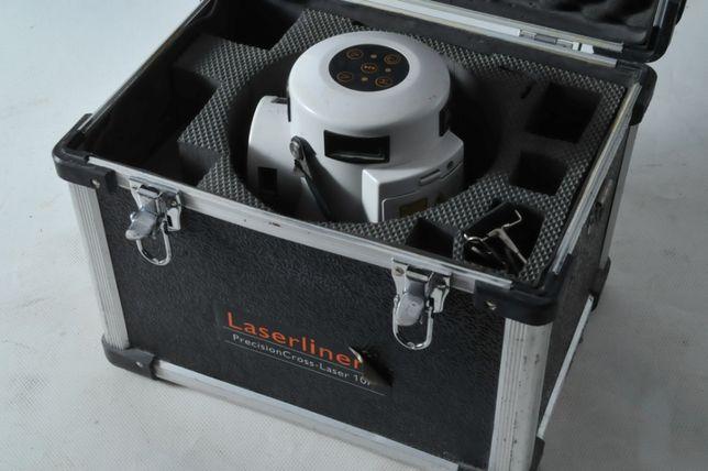 Niwelator laserowy 3D Laserliner Precision Cross 10P