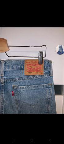 Spodnie Levi's 510 roz 32/32 igła
