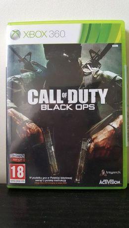 CoD Call of Duty BLACK OPS -Polska Wersja 3 4- Xbox 360 Stan IDEALNY