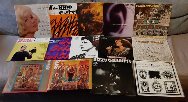 Płyty Vinylowe od dziadka-Polskie,Jazz,Zagraniczne,Swing,Cerkiewna