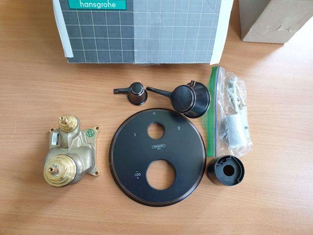 Термостат смеситель встраиваемый Hansgrohe Ecostat Thermostatic Trim