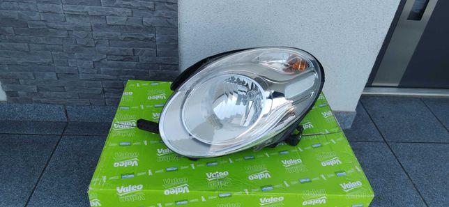 Lampa przod lewa zderzak Fiat 500l 500 L oryg wysylka przednia