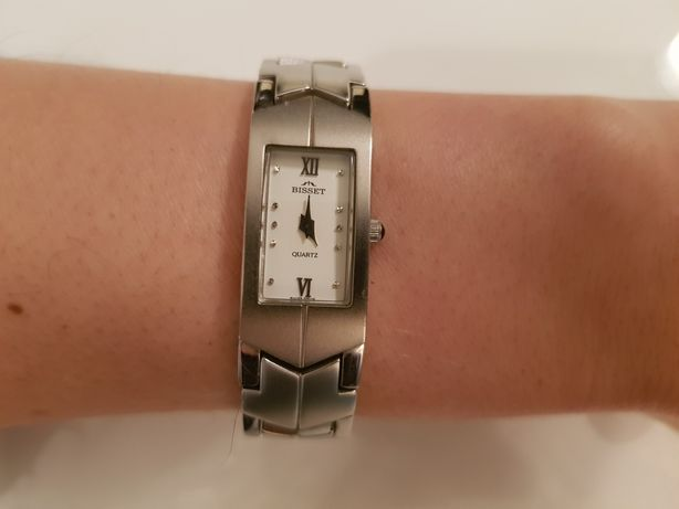 Zegarek szwajcarski damski Bisset