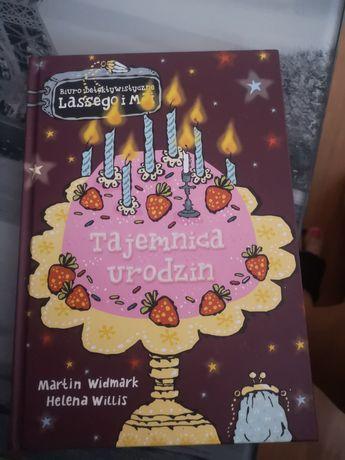 Nowe książki 3 sztuki dla dzieci za pół ceny Tajemnica urodzin