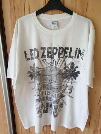 Led Zeppelin t shirt rozmiar xl