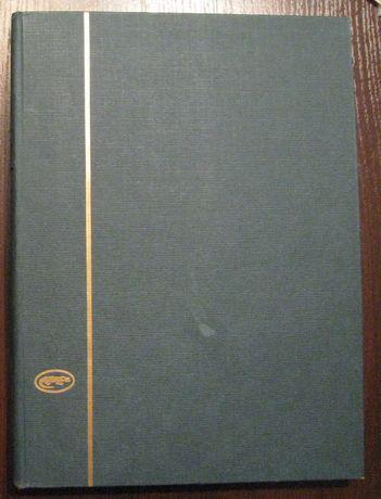Klaser, album na znaczki A4 używany - 24 strony