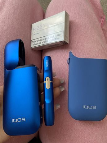IQOS ,синий
