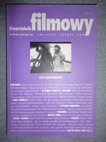 Kwartalnik filmowy nr 39-40 Kino skandynawskie