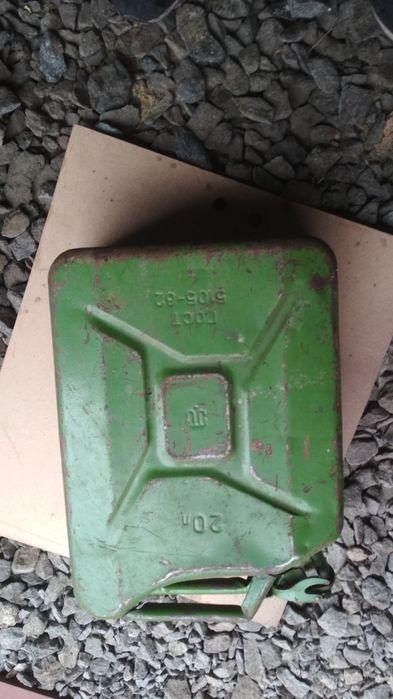 Канистра для топлива 20 л Житомир - изображение 1