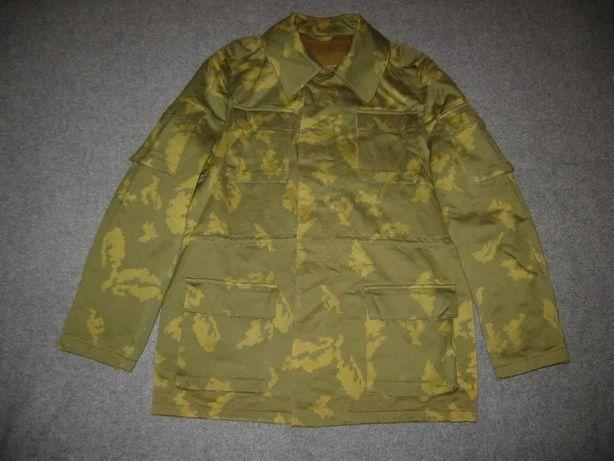 Куртка демисезонная, афганка, камуфляж, ПВ КГБ СССР.