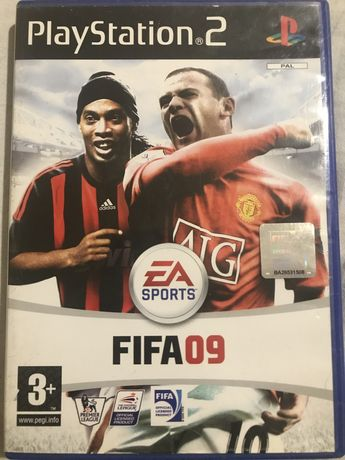 Fifa 09, 11, 13 PS2