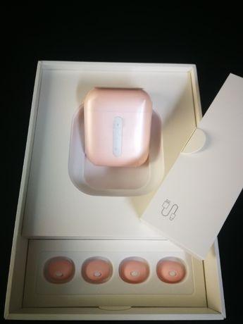 Słuchawki bezprzewodowe Oppo Enco Free różowe nowe
