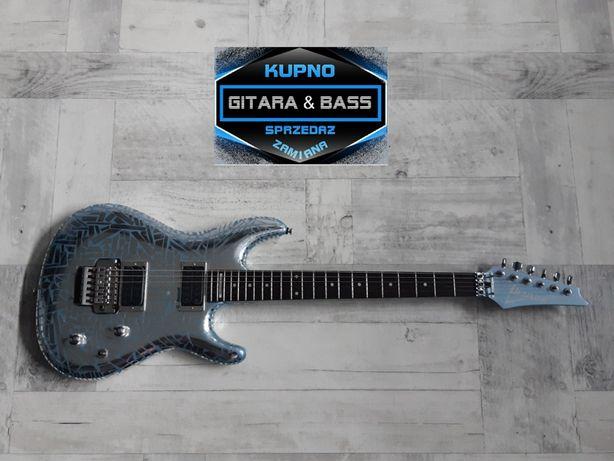 Gitara Ibanez JS 100 Joe Satriani-jak Chrome Boy-Gotoh-wysyłka-zamiana