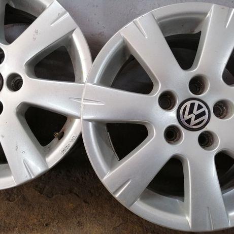 Felgi aluminiowe VW