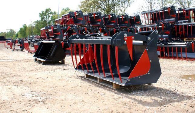 PILNE Łyżko-krokodyl szuflo-krokodyl na ciągnik traktor rolniczy