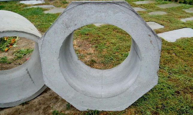 Кільця для криниці, вигрібних ям
