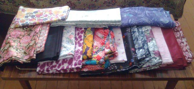Ткань, материя, текстиль
