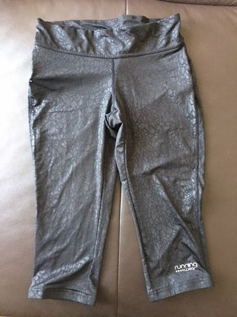 Spodnie legginsy sportowe do biegania 36 S