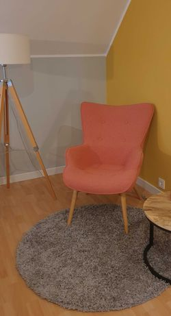 Fotel uszak Milja Ducon
