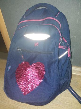 Рюкзак Yes  школьный для девочки