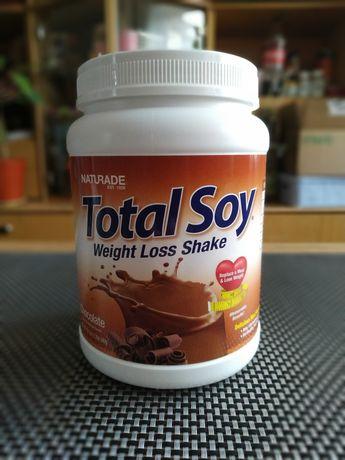 Naturade Total Soy, коктейль для похудения, шоколад, 540г