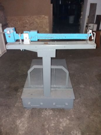 Весы платформенные на 500 кг.