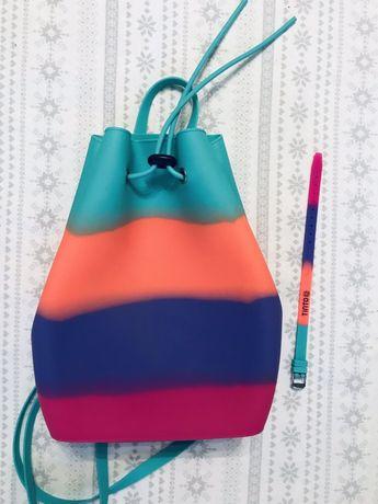 Силиконовый рюкзак Tinto +браслет