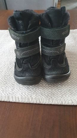 Buty dziecięce zimowe Ecco rozmiar 23