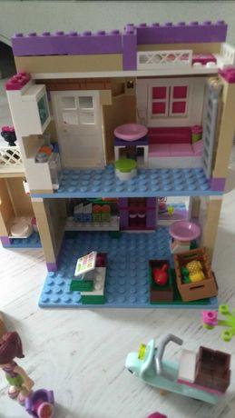 41108 LEGO friends Targ warzywny w Heartlake