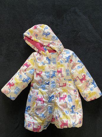 Пальто/куртка на девочку