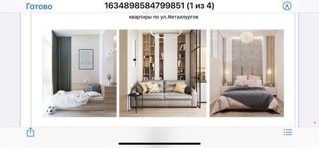 Продам квартиру в ЖК Palladio, 58м2 с готовым дизайн проектом