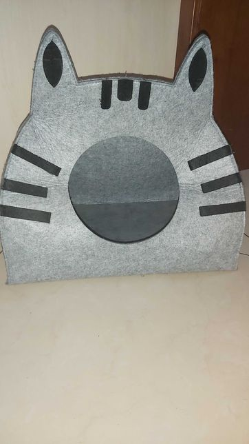Домик для кота постелька