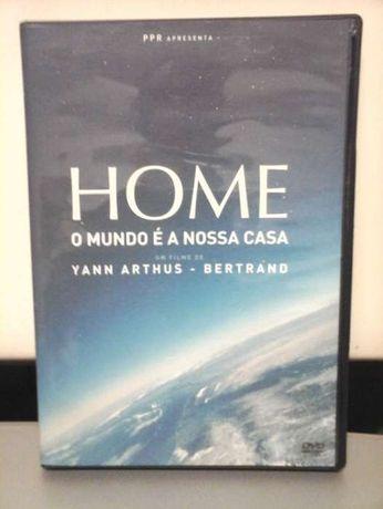 Dvd HOME de Yann Arthus-Bertrand Legendas em Português ENTREGA IMEDIAT