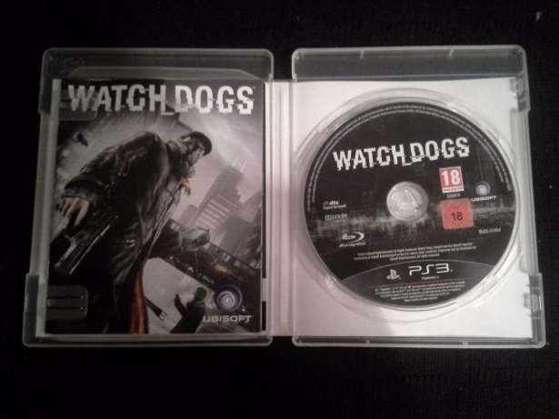 Jogo Ps3 Watch Dogs