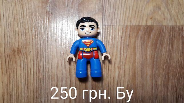 Супермен Лего Дупло