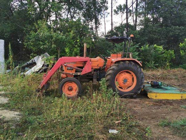 Tractor fiat someca 540 super