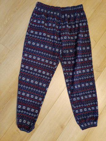 Spodnie piżama H&M rozmiar S