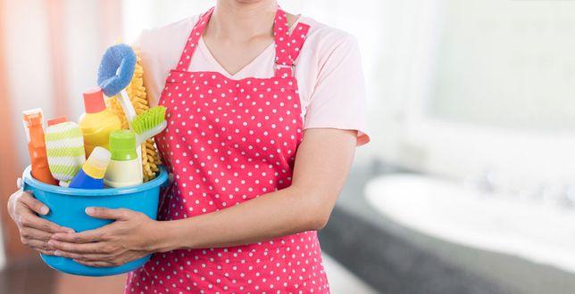 Ofereço-me para tarefas domesticas