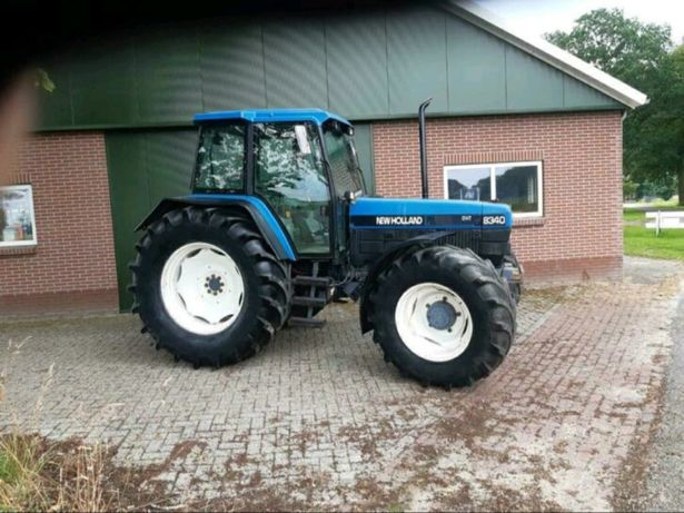 New holland ford 8340, 7840,8240