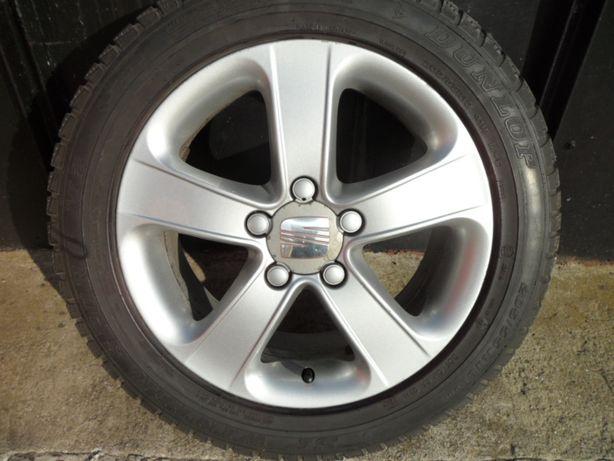 Aluminiowe felgi R 16. 5 x112  Seat . VW. Skoda
