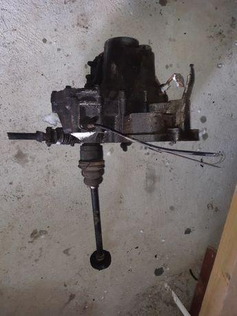 Skrzynia biegów nissan micra k10 1.0 benzyna