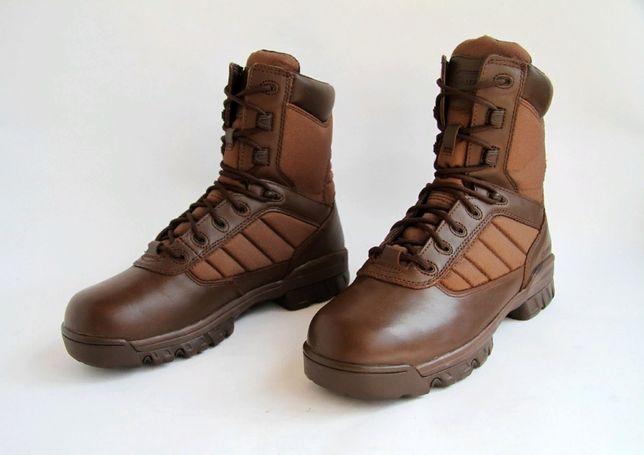 удобные кожаные ботинки берцы . Magnum / Caterpillar, Martens