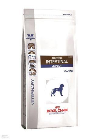 Karma dla psa Royal Canin Gastro Intestinal Junior GIJ 29 10kg OKAZJA!