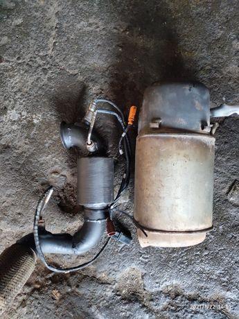 Переделка катализаторов в пламегасители